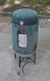 Here is the Old Smoker