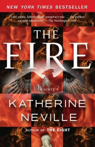 The fire paperback