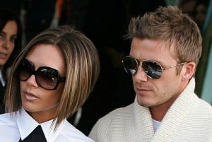 beckhams and victoria 300x201 Top 10 celebrity couples