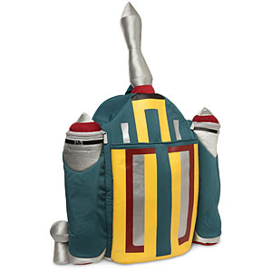 Boba Fett Plush Rocket Backpack