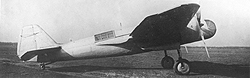 ANT-40 2WC under factory tests (1934)