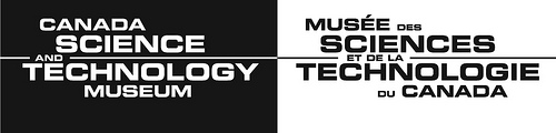 Canada Science and Technology Museum logo by cstmweb (https://web.archive.org/web/20120612094223/http://www.flickr.com/photos/cstmweb?), on Flickr.