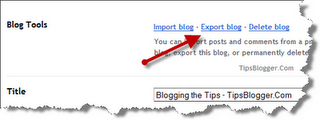How to Import Blogger Posts, Labels and Comments into WordPress