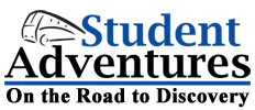 Student Adventures Logo | Educational Student Tours
