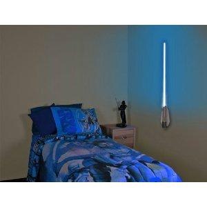 Star Wars Jedi Knight Lightsaber Room Decor Light