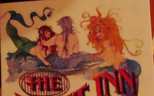 Close-up of Mermaids: See that one on the right looks awfully saucey