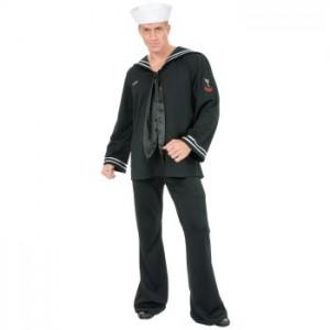 South Sea Sailor Adult Costume