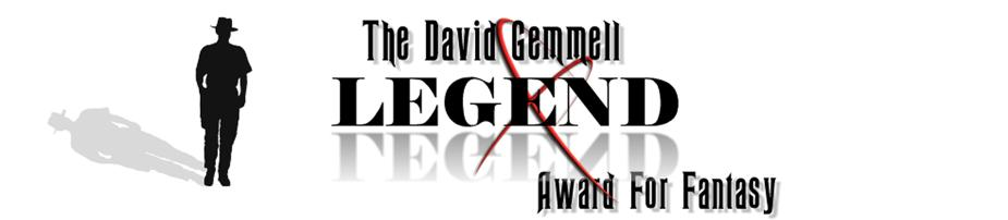 The David Gemmell Legend Award