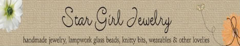 Star Girl Jewelry & Handcrafted Lampwork Glass Beads