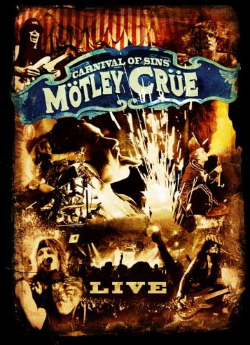 Motley Crue's Carnival of Sins Live concert DVD