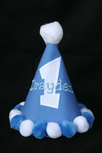 personalized birthday hats