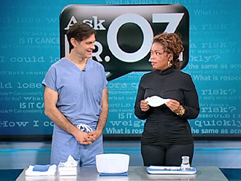 neti pot Dr Oz