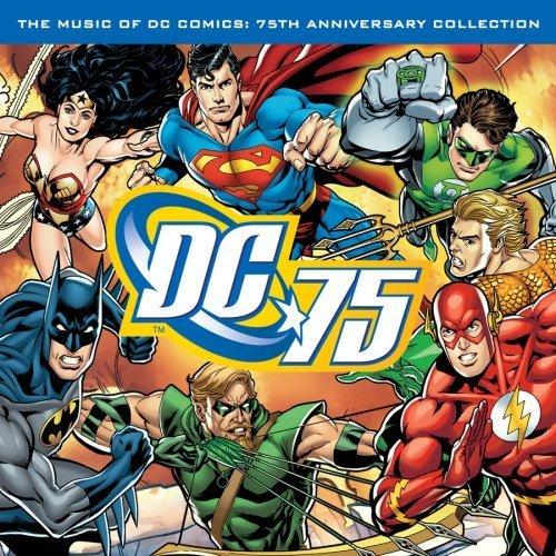 DC Comics 75th Anniversary Soundtrack