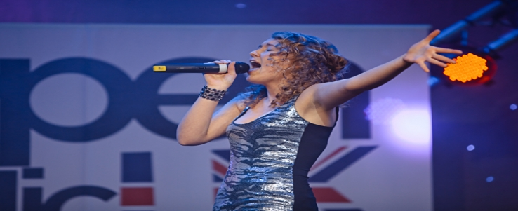 Open Mic UK Singing Competition