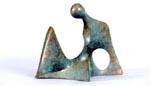Alluring Stranger Bronze