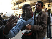 Violence Erupts in Cairo; Army Mostly Stands By