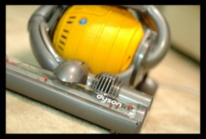 The Dyson DC-25 Up close and Personal