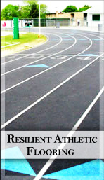 Resilient Atheletic Flooring