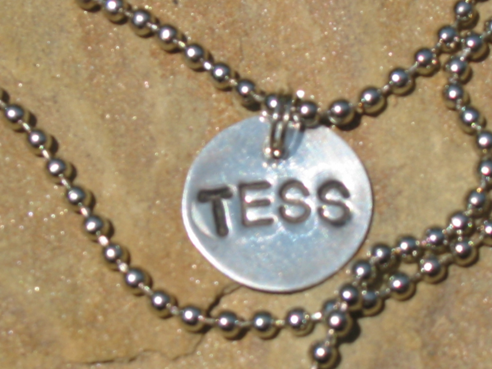 The Tess Necklace