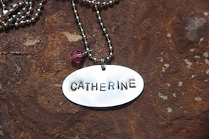 The Catherine necklace