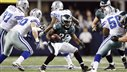 Image: Eagles running back McCoy carries the ball against the Cowboys in their NFL game in Arlington, Texas