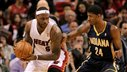 Image: Indiana Pacers v Miami Heat