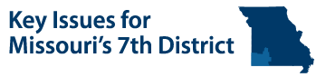 Key Issues for Missouri�s 7th District