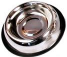 Stainless Steel Non Skid Pet Bowls Cat Dish 8 oz