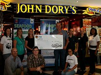 john dory�s, sassi platter, sustainable seafood, sassi supporters,
