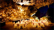 Offbeat Traveler: Five-star dining in Halong Bay cave