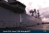 Launch held for giant warship