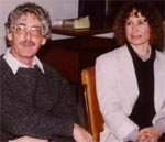 Andrew Taylor and Beate Josephi
