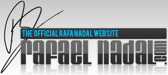 official website of Rafael Nadal