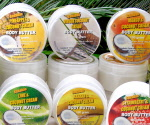 Virgin Coconut Oil Tropical Body Butters