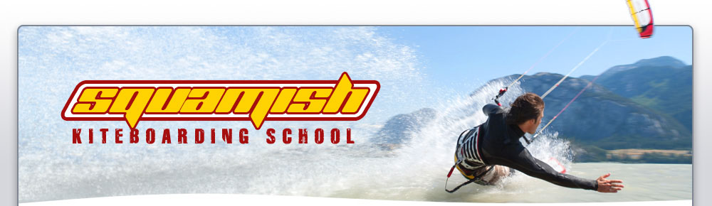Squamish Kiteboarding School