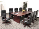 "Traditional Rectangular Conference Table - 120"" x 48"", REN-85120-8001"