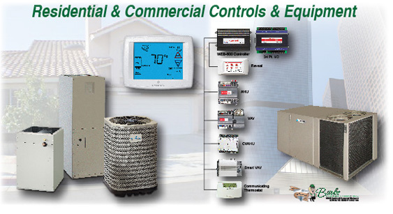 Residential & Commercial Controls & Equipment