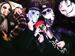 Hollywood Undead to Headline Revolt Tour - 10 Years, Drive A, New Medicine to support