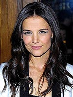 Stars' Freshest Spring Beauty Trends   Katie Holmes