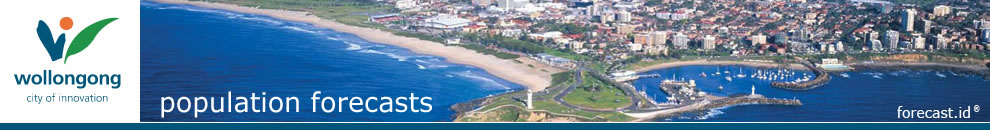 Wollongong City Council, Population and Household Forecasts