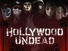 "Hollywood Undead ""American Tragedy"" Review — 5 out of 5 stars - Hollywood Undead craft a veritable masterpiece in ""American Tragedy"" and ARTISTdirect.com editor and ""Dolor"" author Rick Florino tells us why in this exclusive review..."