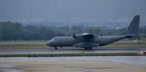 EADS CASA Transporter C295