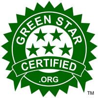 Certified Green - Five Star