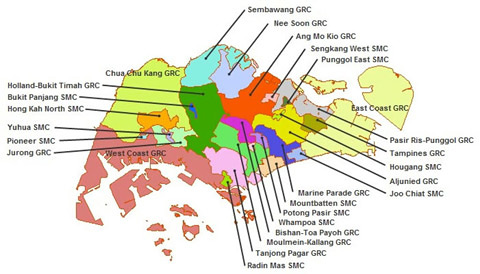 Post image for Singapore Elections 2011 – Results