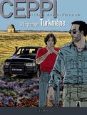Stephane Clément, chroniques d'un voyageur t.12 - L'Engrenage Turkmène