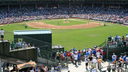 Chicago Cubs rooftop tickets sales - drinks & food included