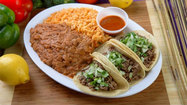 50% off the Taco and Burrito House in Lakeview