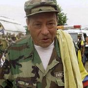 "FARC has confirmed that Manuel ""Sureshot"" Marulanda Velez is dead."