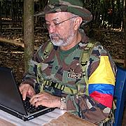 In early March, the Colombian military killed Raul Reyes, the group's second-in-command, in an air attack.