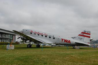 DC-2 cost TWA  $65,000 for each DC 2 (sans engines)